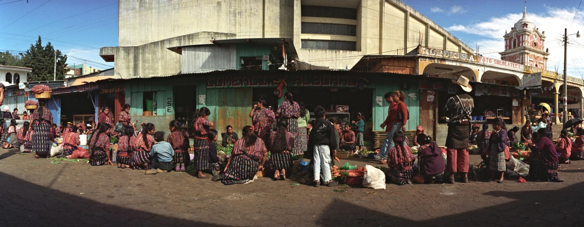Solola trh – Guate