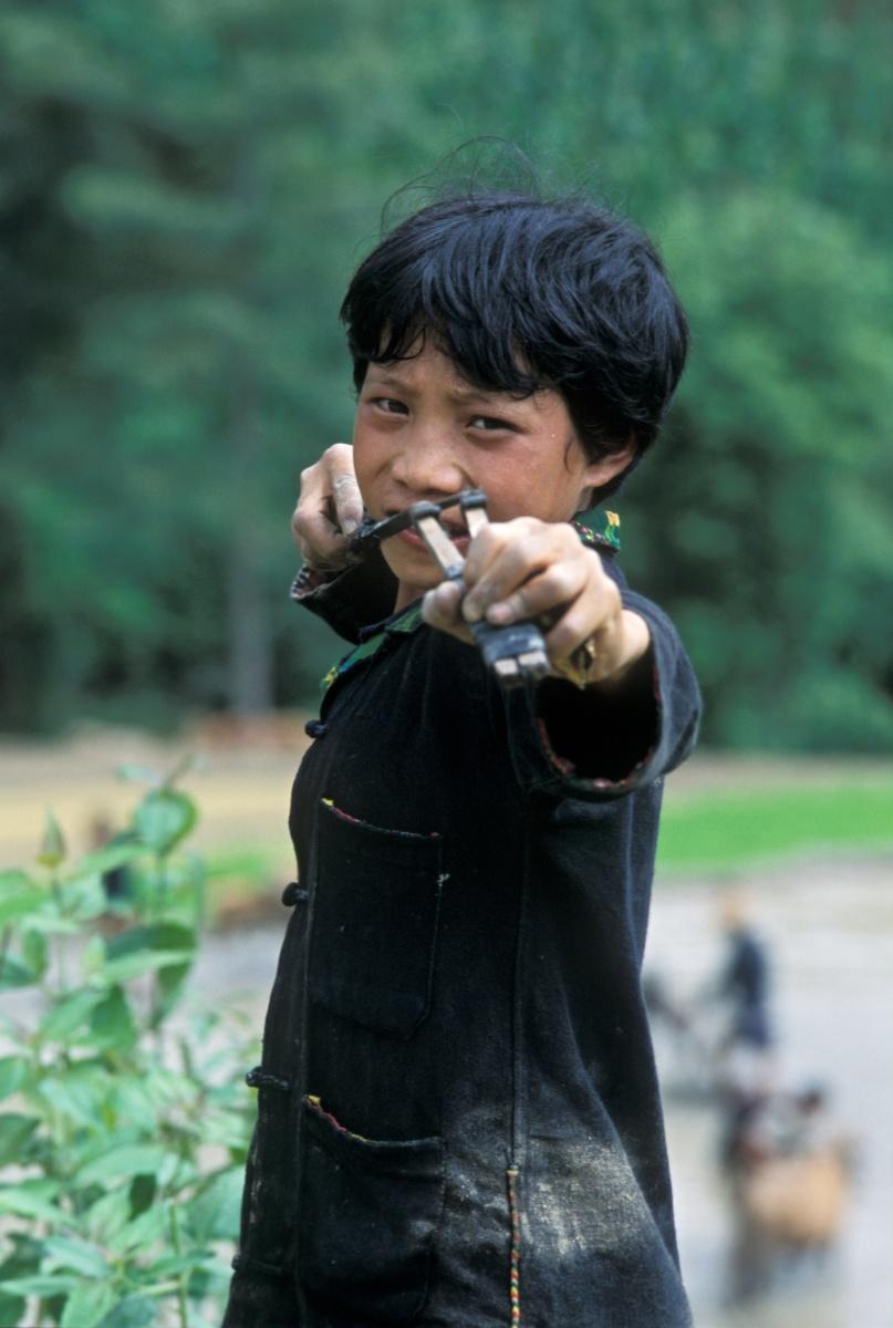 hmongsky kluk s prakem