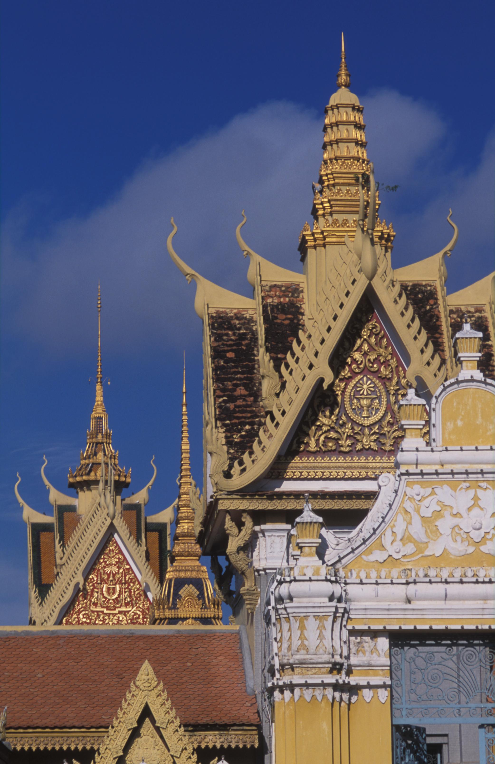 Kingdon Palace in Phnomphen