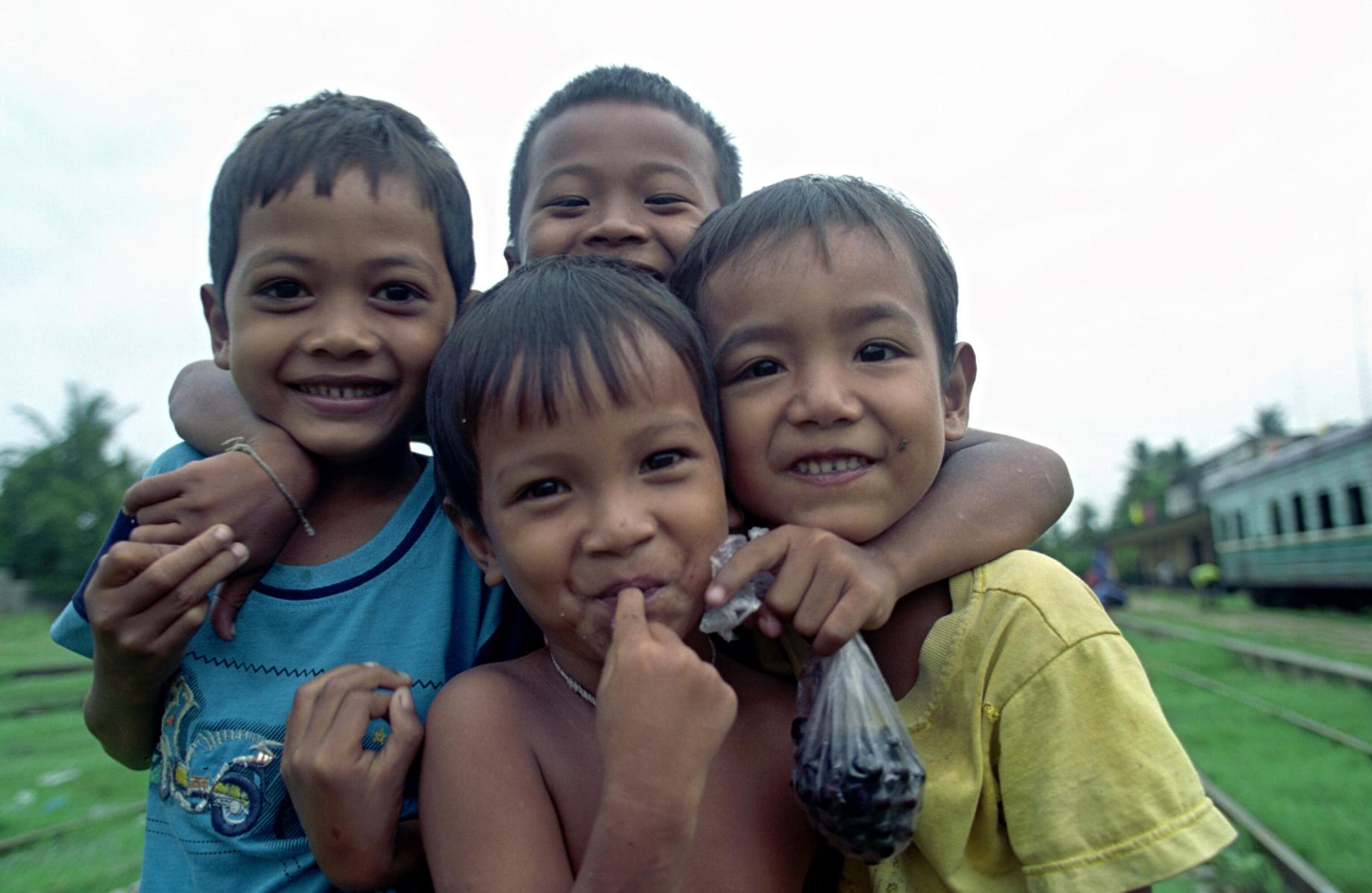 childrens of Batanbak